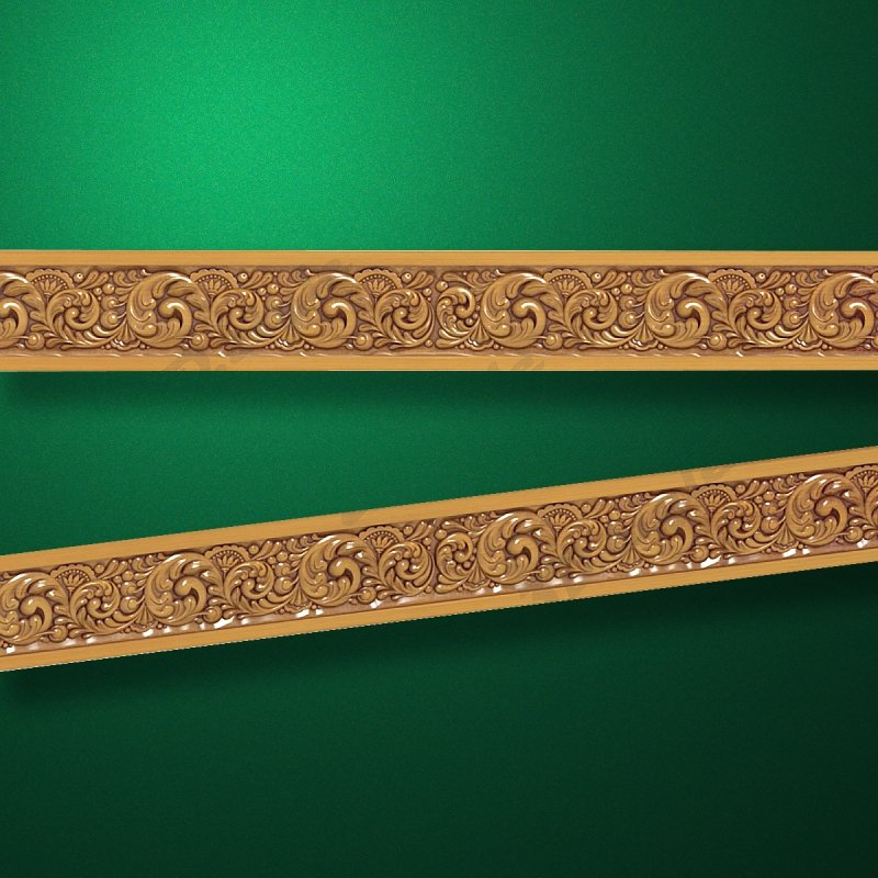 """Wood carved moldings """"Moldings-007"""""""