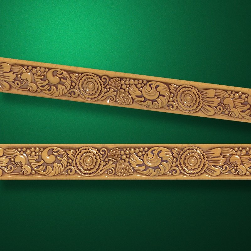"Wood carved moldings ""Moldings-016"""