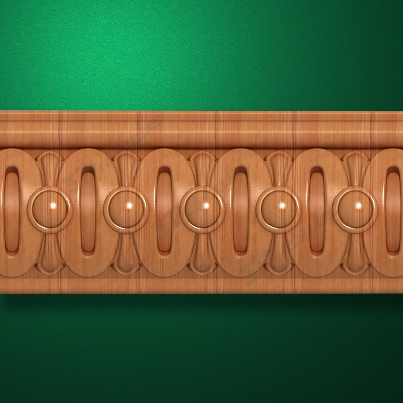 """Wood carved moldings """"Moldings-025"""""""