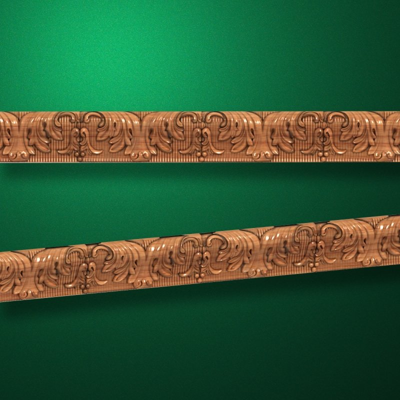 "Wood carved moldings ""Moldings-029"""
