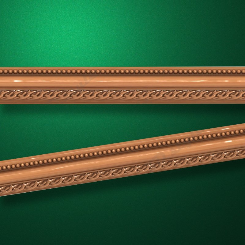 "Wood carved moldings ""Moldings-036"""