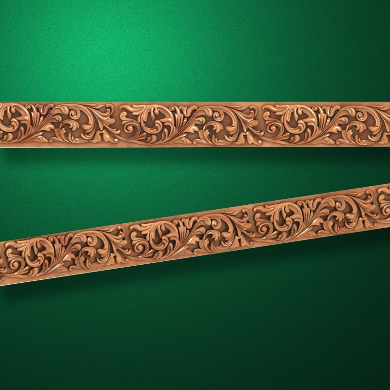 "Wood carved moldings ""Moldings-038"""
