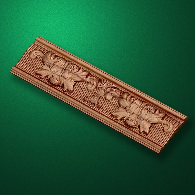 "Wood carved moldings ""Moldings-055"""