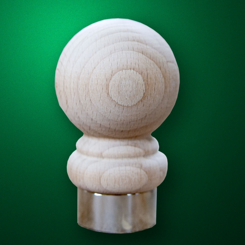 "Finial for flagpole ""Sphere"""