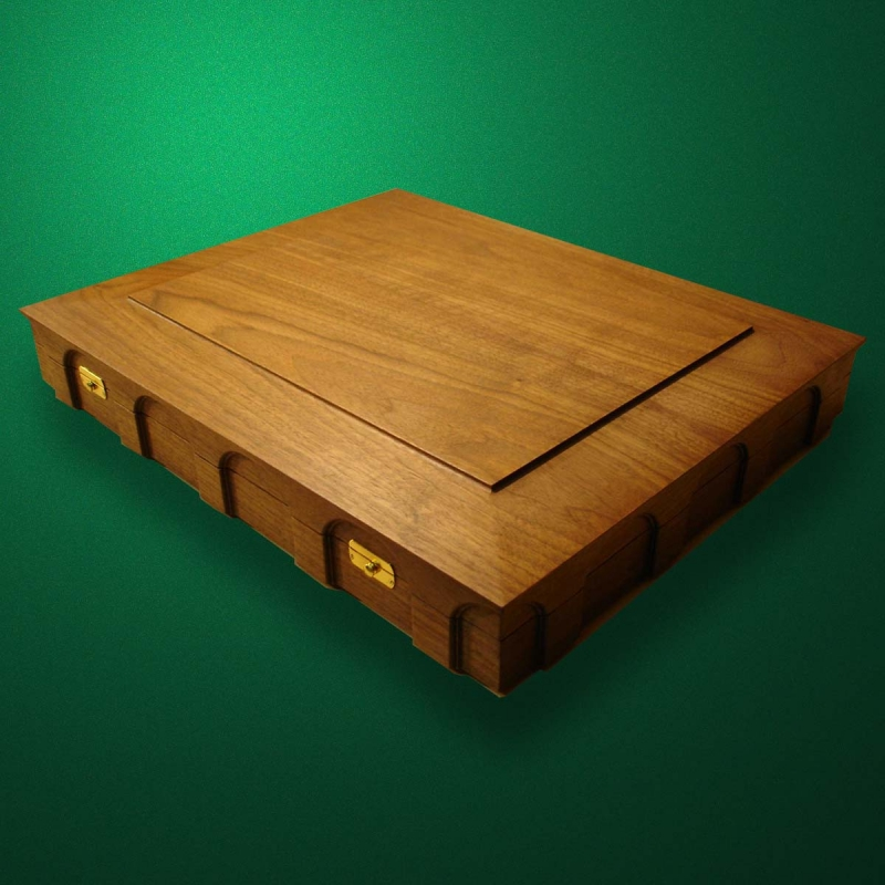 Box for icon carrying