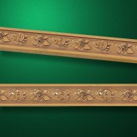 "Wood carved moldings ""Moldings-002"""