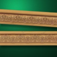"Wood carved moldings ""Moldings-005"""