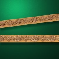 "Wood carved moldings ""Moldings-013"""