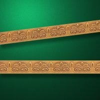 "Wood carved moldings ""Moldings-014"""