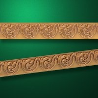 "Wood carved moldings ""Moldings-019"""