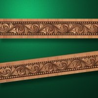"Wood carved moldings ""Moldings-026"""
