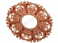 "Picture - Carved wood decor ""Central element-057"""