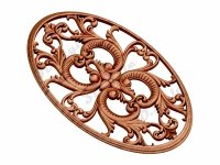 "Picture - Carved wood decor ""Central element-059"""
