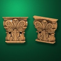"Carved ""Capital-009"""