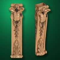 "Carved ""Capital-016"""